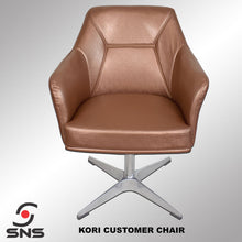 Kori Customer Chair (Italy Leather)