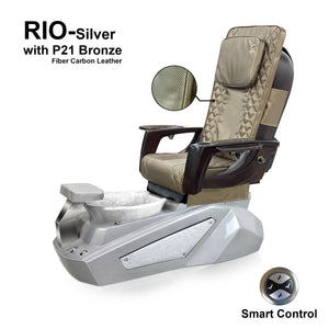 Rio with SNS21 Fiber Carbon Leather