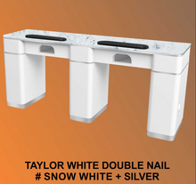 Taylor White Table Double with 1UV