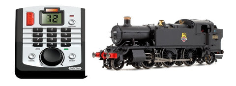 how to switch to DCC model railway