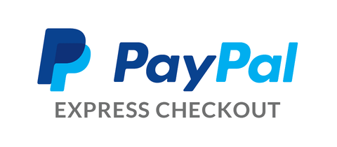 decal paper paypal express check out button