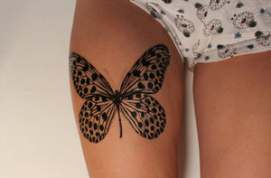 Print Your Own Temporary Tattoos - INKJET | LASER A4 Blank Tattoo Papers