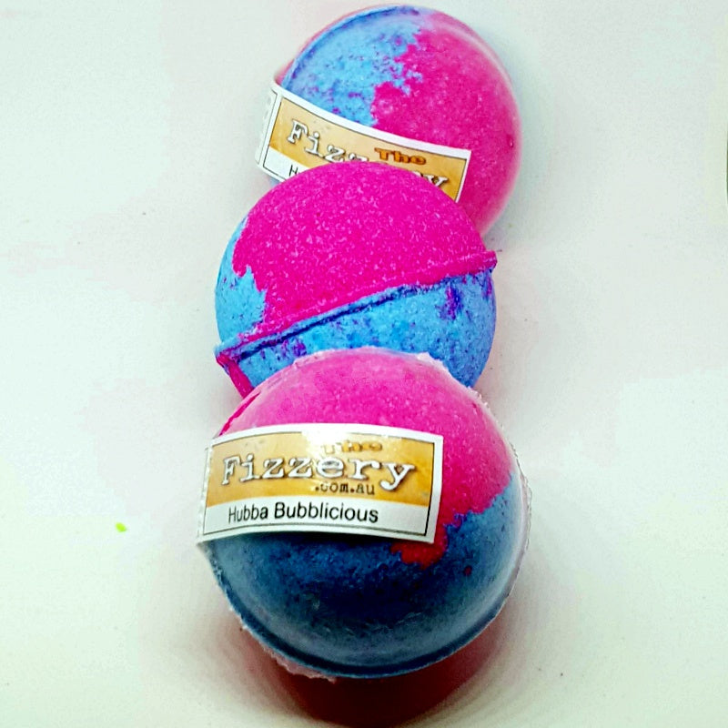 Hubba Bubbalicious Bath Bomb Ball