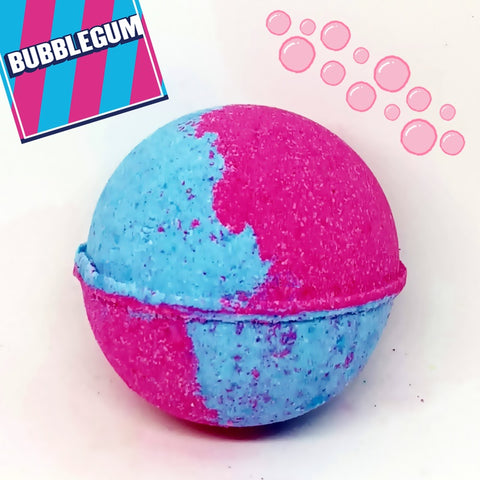 Image of Hubba Bubbalicious Bath Bomb Ball