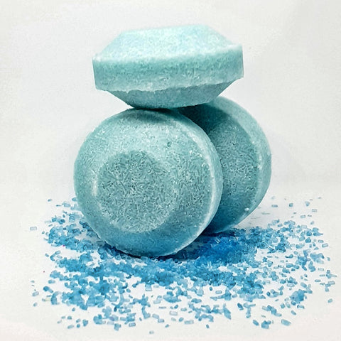 Shampoo Bar Crystal Blue Waters