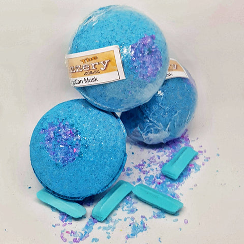 Image of Egyptian Musk Bath Bomb Ball