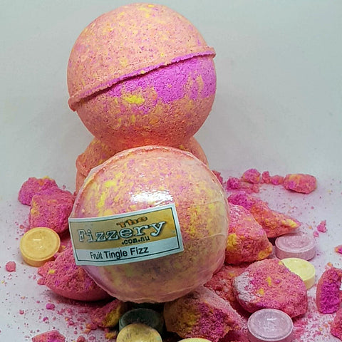 Fruit Tingle FiZZ Bath Bomb Ball