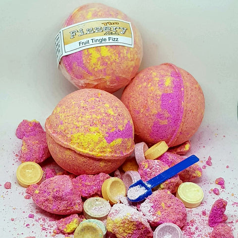 Image of Fruit Tingle FiZZ Bath Bomb Ball
