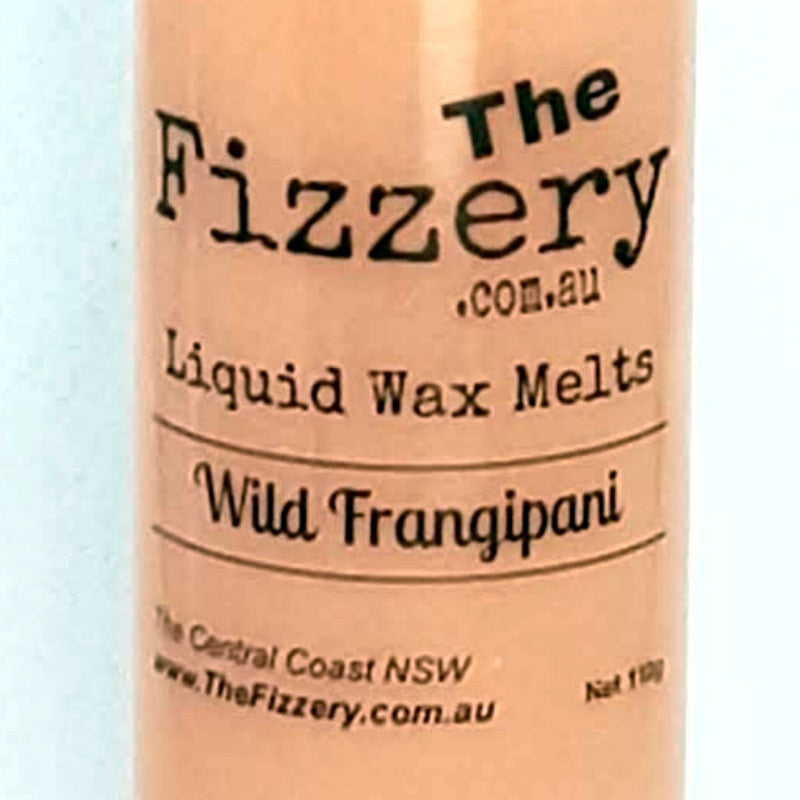 Liquid Wax Melts Wild Frangipani