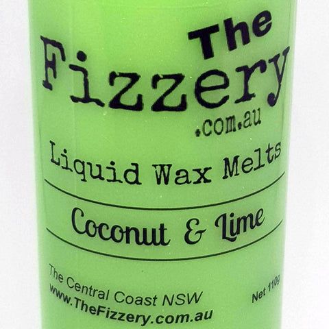 Image of Liquid Wax Melts Coconut Lime