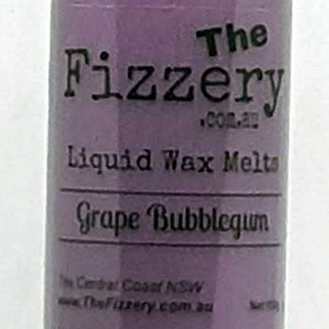 Image of Liquid Wax Melts Grape Bubblegum