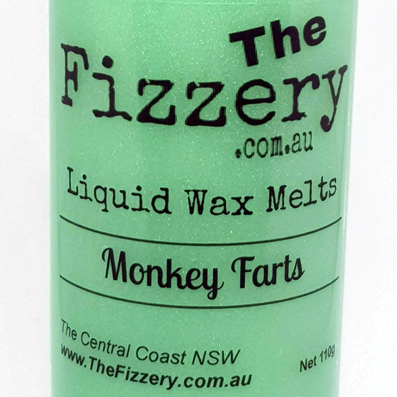 Liquid Wax Melts Monkey Farts