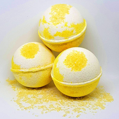 Image of Pina Colada Bath Bomb Ball
