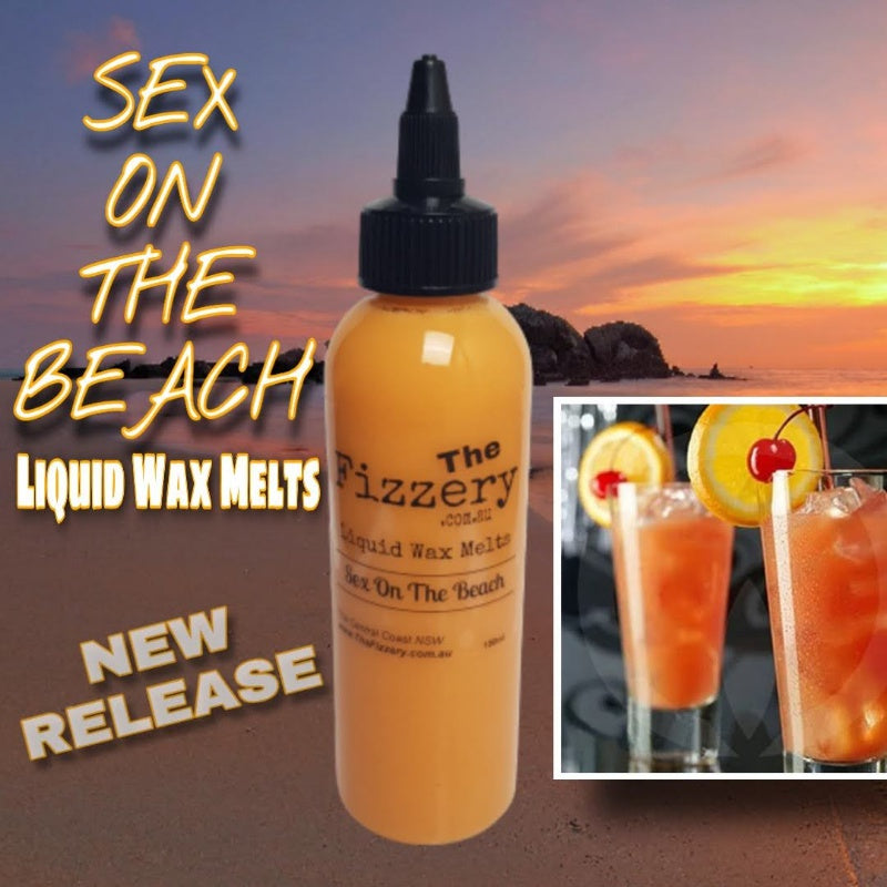 Sex On The Beach -  Squeezable Liquid Soy Wax Melts