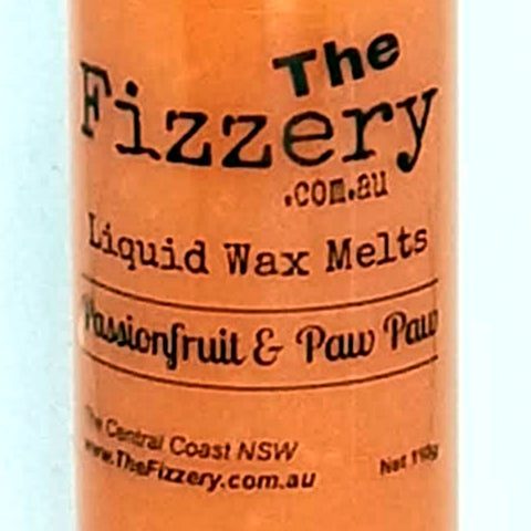 Image of Liquid Wax Melts Passionfruit & Paw Paw