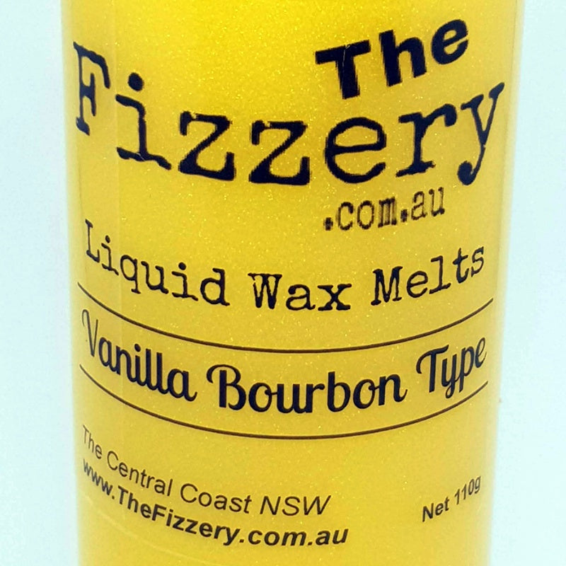 Liquid Wax Melts Vanilla Bourbon Type