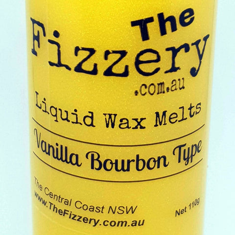 Image of Liquid Wax Melts Vanilla Bourbon Type