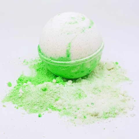 Image of Coconut Lime Bath Bomb Ball