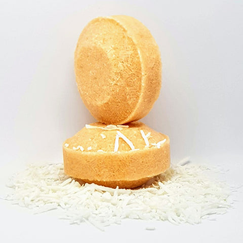 Image of Shampoo Bar Coconut and Mandarine