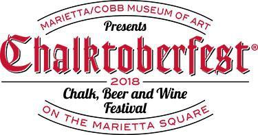 Chalktoberfest is right around the corner!