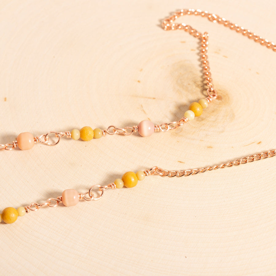 Copper Branch Woodland Necklace | Tinklet Jewelry necklace/pendant Tinklet