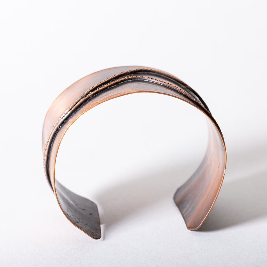 Classic 6-Inch Copper Cuff | Tinklet Jewelry Bracelet Tinklet