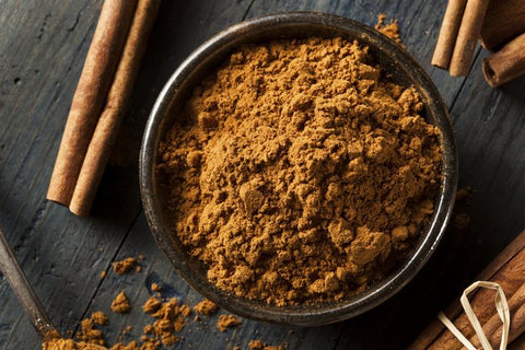Vietnamese cinnamon. Used in PB Love peanut butter and almond butter.
