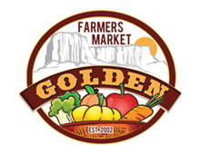 Golden Farmers Market Logo.