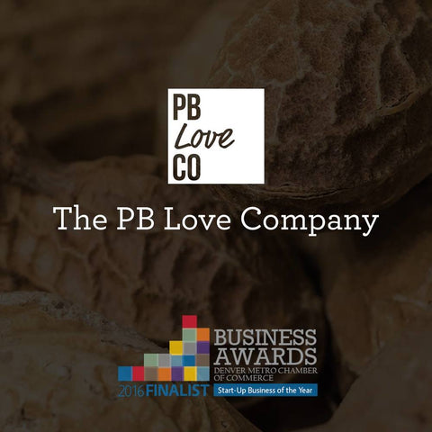 PB Love start-up of the year finalist.