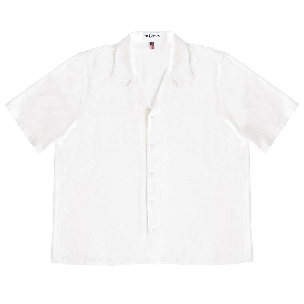 Camp Shirt - White