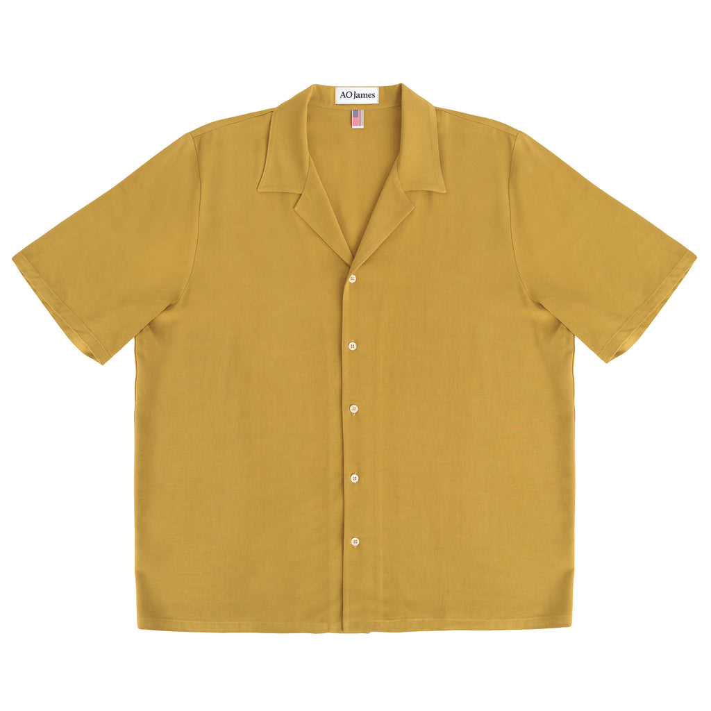 Camp Shirt - Yellow