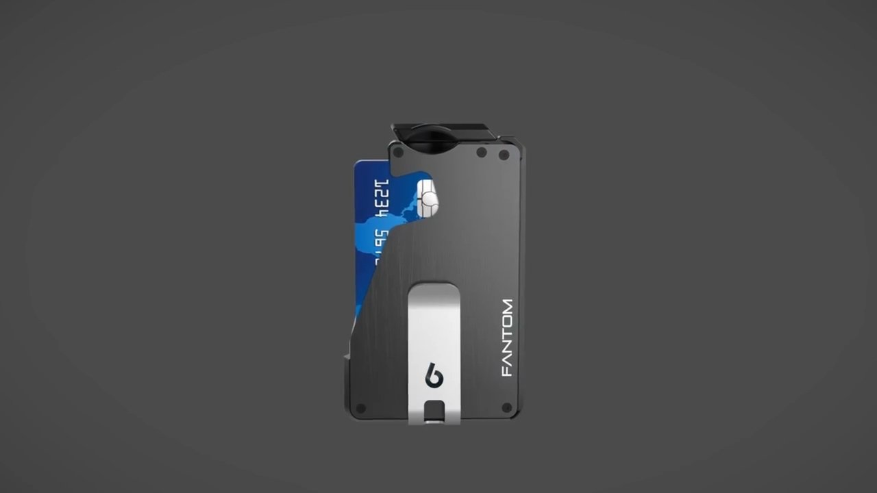 Build Your Own Credit Card Fan Wallet