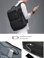 17 Inch Laptop  Travel Multifunction Backpack