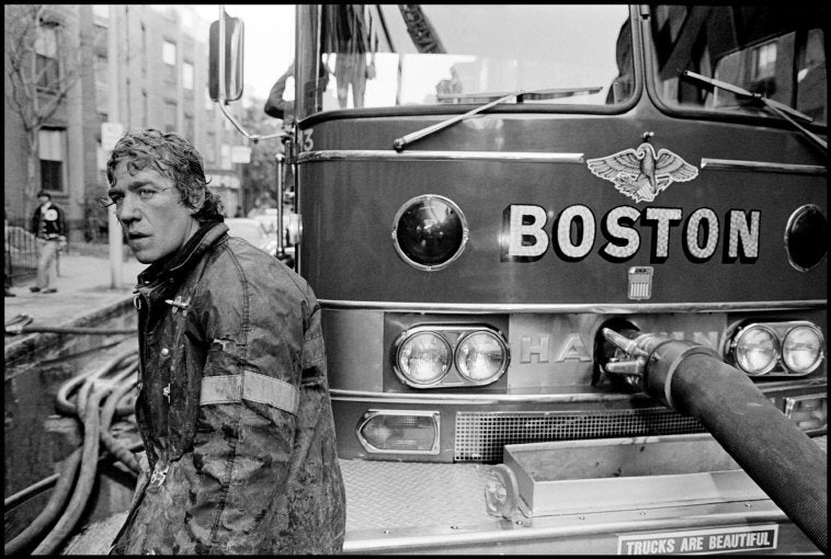 1974 Firefighter Boston