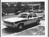1976 Nova Boston Police Car