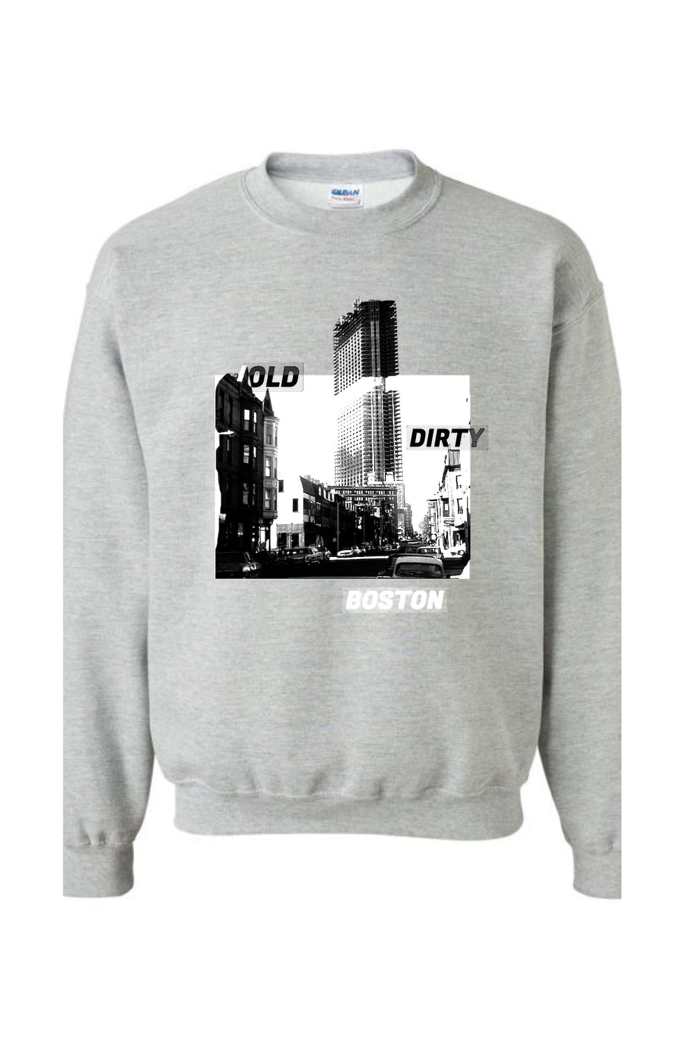 Hancock Tower Sweatshirt