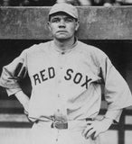 Babe Ruth on The Sox