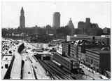 Central Artery Construction, Mid 50's