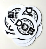 DOB Sticker 10 Pack