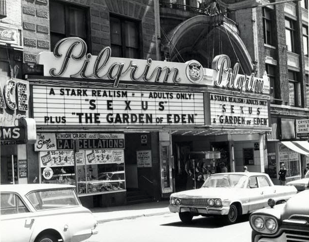 The Pilgrim Theatre