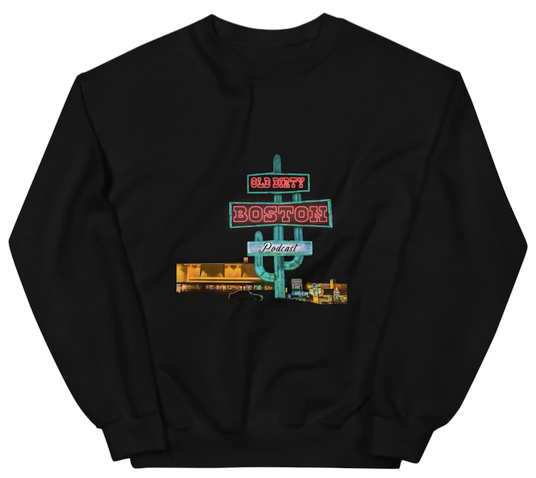 Hilltop Hijacking Sweatshirt