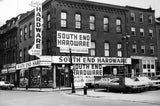 South End Hardware, Washington St. 1967