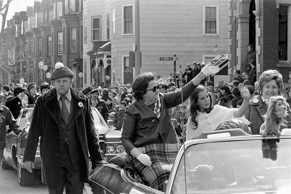 Louise Day Hicks, Southie Parade