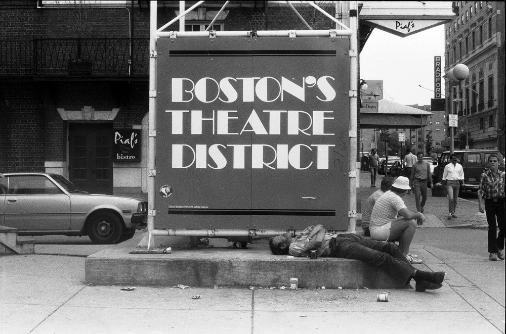 Theatre District 1967