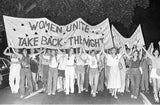 Women Unite Take Back the Night
