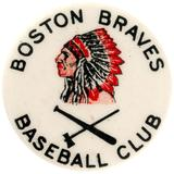 Boston Braves Mug