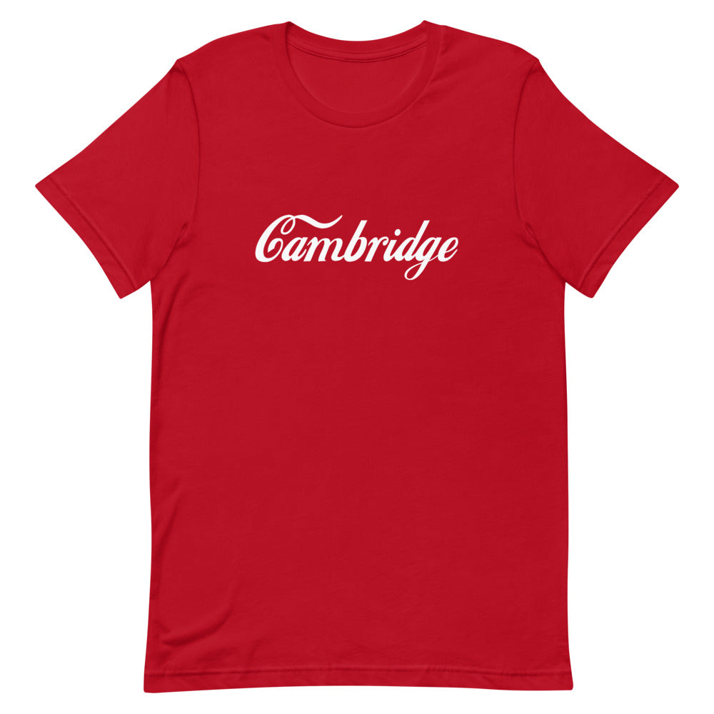 Cambridge Script T-Shirt