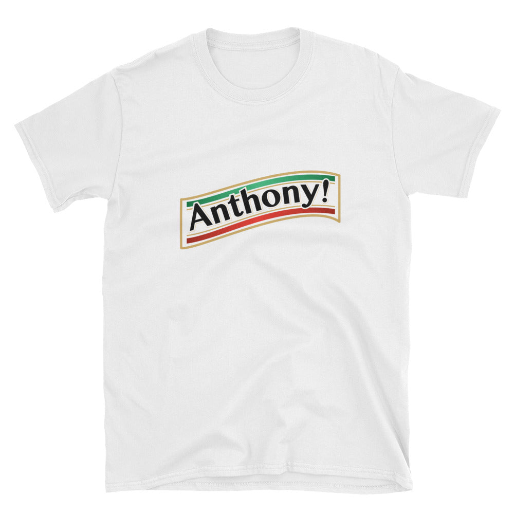 """Anthony!"""