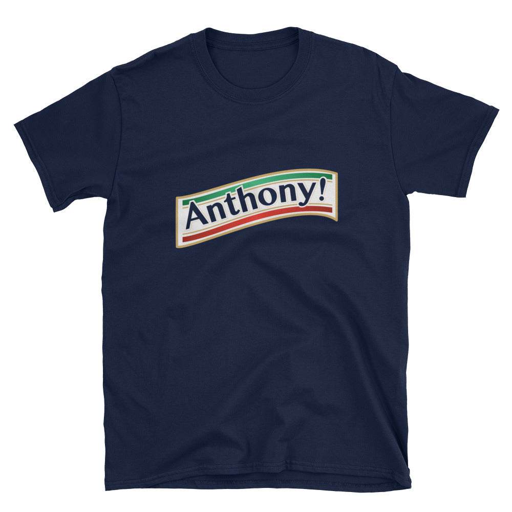"""Anthony!"" Navy Blue"