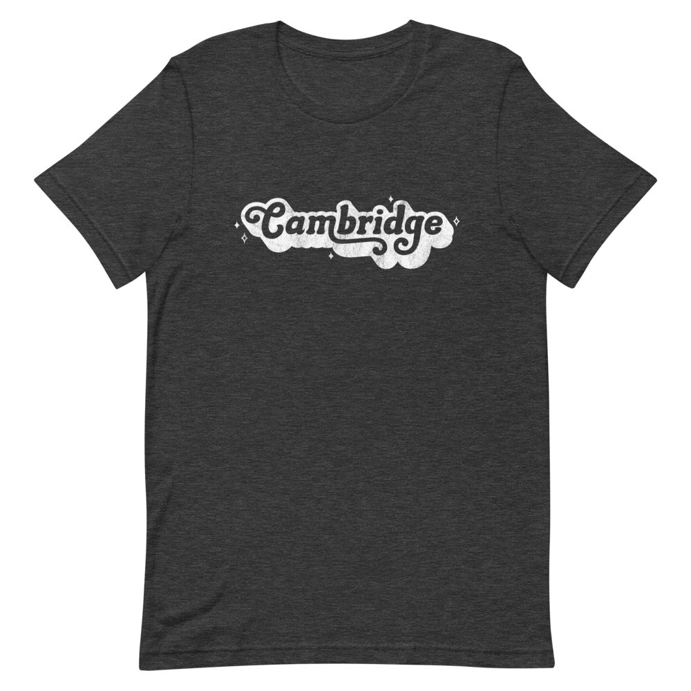 Cambridge Retro T-Shirt
